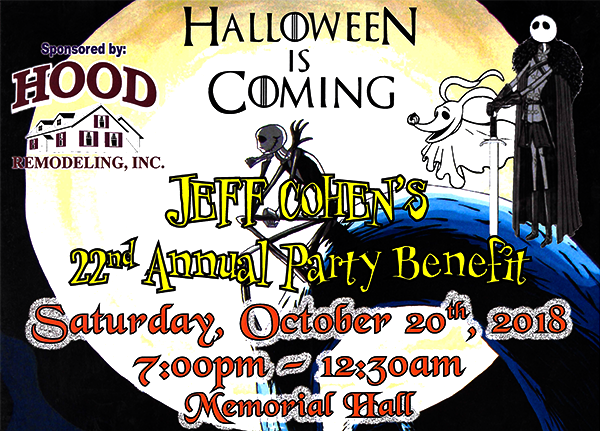 Halloween Party Benefit
